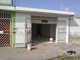 Alquilo local comercial sobre avenida a estrenar 10x5 con baño