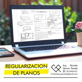 REGULARIZACION DE PLANOS