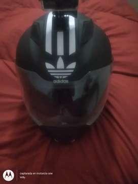 """Vendo casco shaft personalizado """" Adidas"""""""