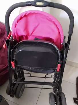 Coche de bebe Priori usado