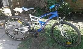 Vendo bicicleta rodado 26 en buen estado