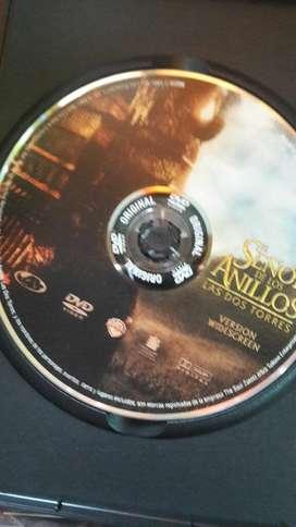 El Señor de Los Anillos Dvd Trilogia