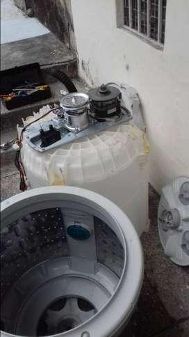 Repaciones de lavadoras