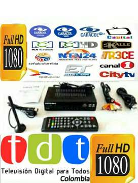 Oferta Decodificador Tdt 1080p
