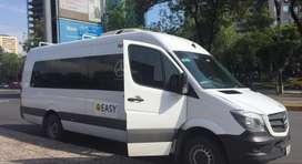 Transporte de pasajeros a Eventos (productoras, empresas y particulares)