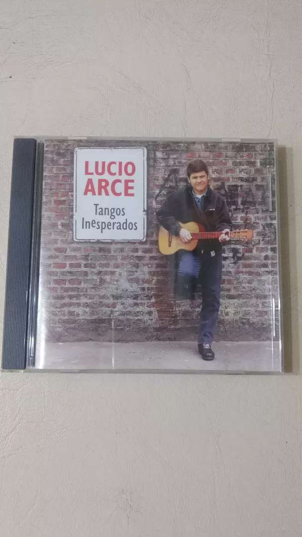 Lucio Arce - Tangos inesperados 0