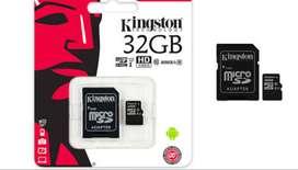Memoria MicroUsb de 32Gb