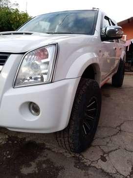 Vendo flamante camioneta Dmax 3.0 turbo diésel  4x4