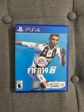 Fifa 19 PS4 edición con campeonatos como NUEVO