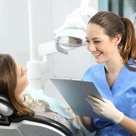 odontologa CON EXPERIENCIA para consultorio acreditado