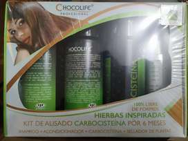 Kit de Alisado Chocolife