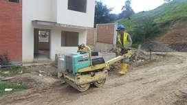 Rodillo Manual Hidraulico 0.65 Ton