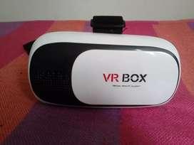 Gafas de realidad virtual, baratas