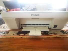 Impresora Cannon Pixma MG 2455 segunda mano  San José, Mendoza