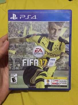 Fifa 17 Juego Play 4 en Oferta
