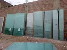 Venta de Mamparas, Puertas de aluminio, m