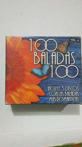 Colección de Baladas