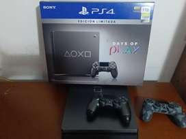 PS4 Edición Especial y limitada