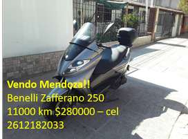 Mendoza Vendo Benelli Zafferano 250