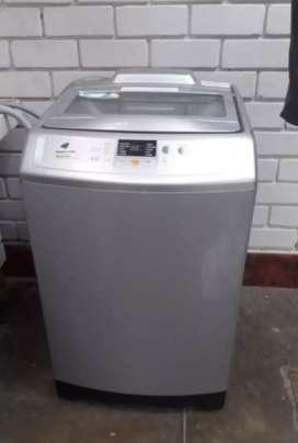 Lavadora y refrigeradora