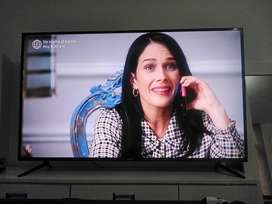 Vendo mi Tv smart Samsung ultra HD