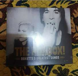 "Roxette ""the roxbox"""