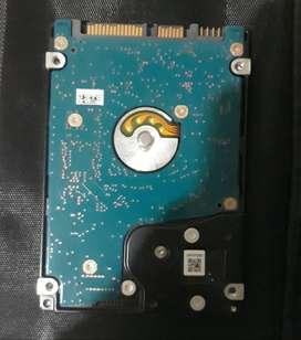Disco Duro Toshiba para Laptop 500GB