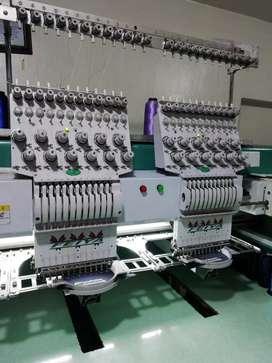 Operari@ bordados maquina industrial