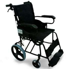 silla de Ruedas De Transporte Liviana Fácil Manejo NUEVA Somos Almacén