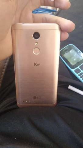 LG K11+ mancha en la pantalla minima