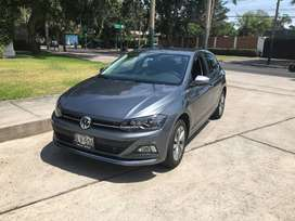 Volzwagen Polo 2020, 8300kms, vendo ocasión $16500 negociable
