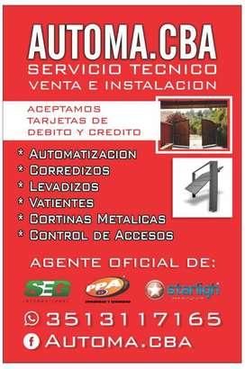 Service Portones Intalaciones Ventas