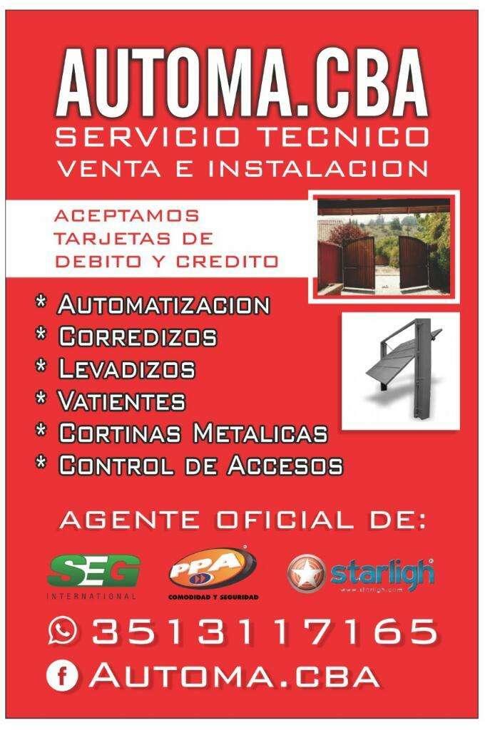 Service Portones Intalaciones Ventas 0