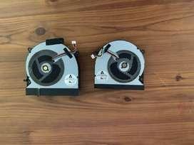Cooler Fan Ventilador ASUS G75, G75V, G75VW, G75VX