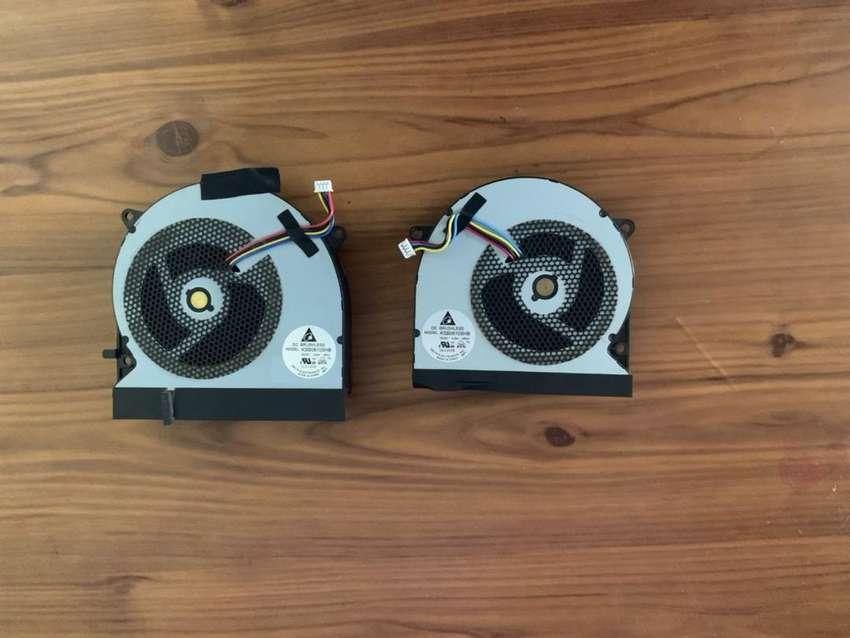 Cooler Fan Ventilador ASUS G75, G75V, G75VW, G75VX 0