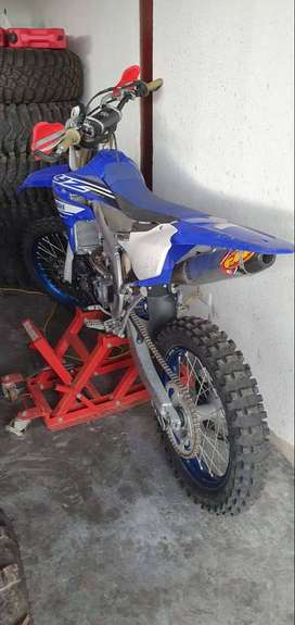Vendo moto Yamaha 450fx