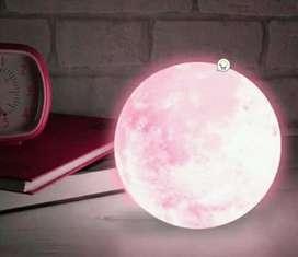Lampara luna portatil