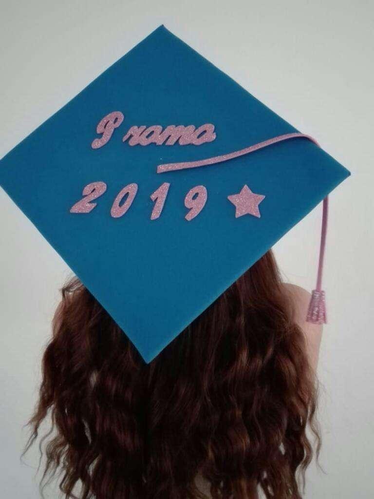 Birrete para Graduación 0