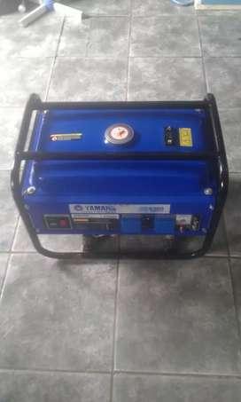 Vendo generador yamaha  nuevo