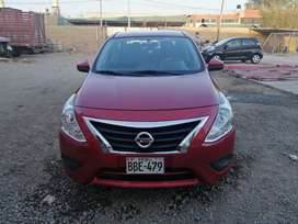 VENDO NISSAN VERSA 2019 FULL (NEGOCIABLE)