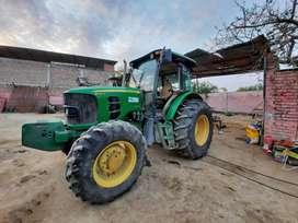 Tractor John Deere 6125 con Grada 2028(John Deere)