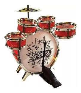 Hermosa batería musical