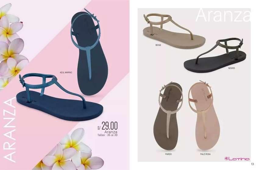 Vendo hermosas sandalias 0