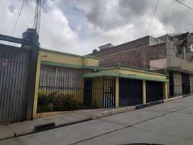 OCASIÓN: CASA COMO TERRENO EN EL TAMBO, HUANCAYO