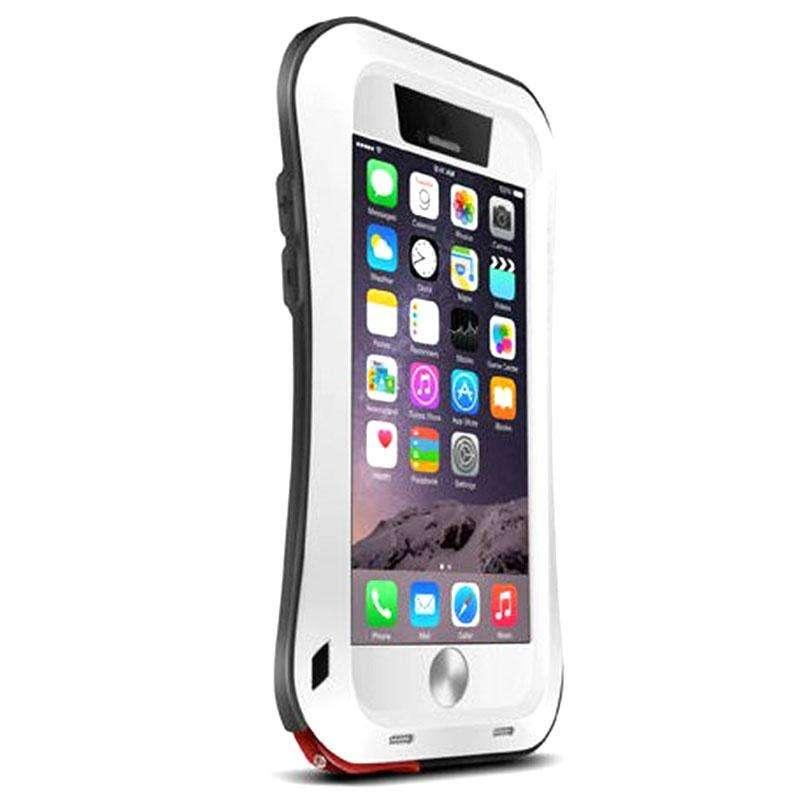 Estuches Protectores Iphone 5C, 6 plus. Love Mei. 0