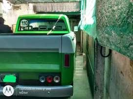 Dodge 100  nafta GNC titular al día muy buen estado