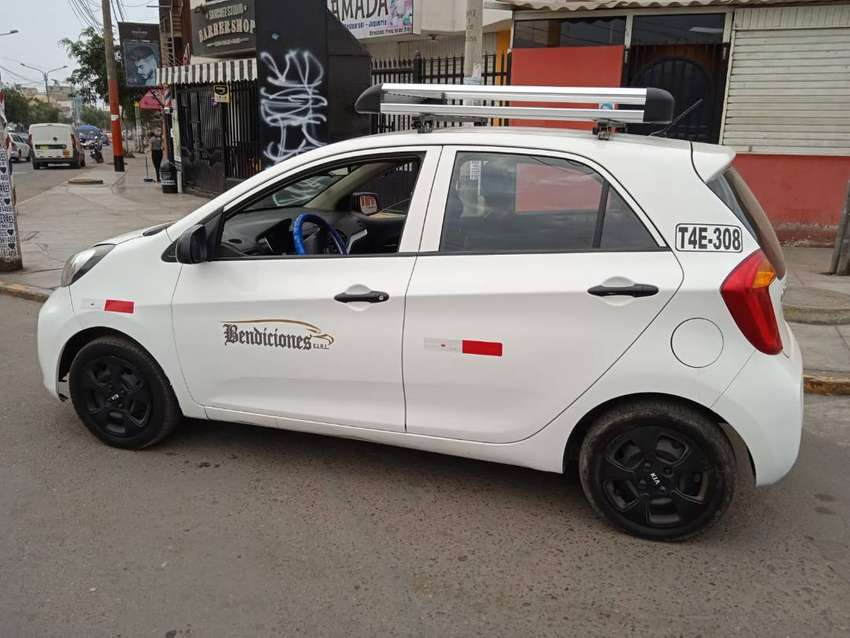 Vendo taxi modelo 2016