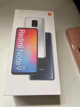 Vendo mi Xiaomi Redmi note 9pro en perfecto estado!