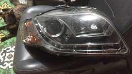 Farolas de Audi A4 b 7  2008
