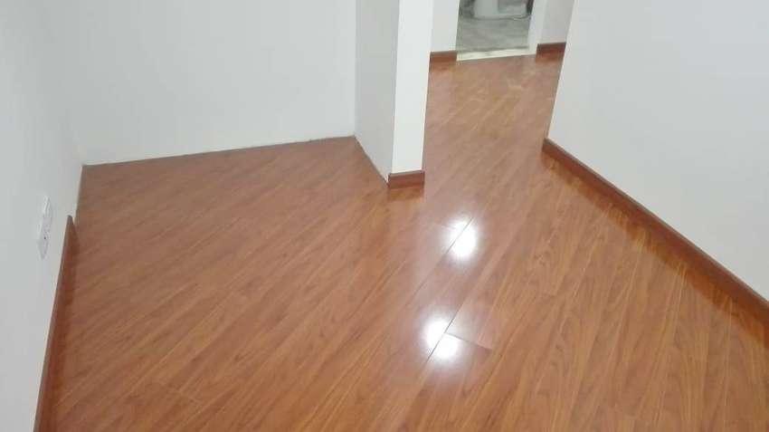 piso laminado brillante aleman 0